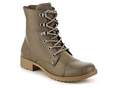 G by GUESS Baysic Bling Combat Boot