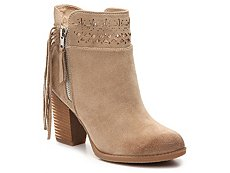 Not Rated Charmed Western Bootie