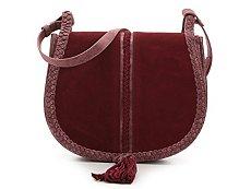 Steven by Steve Madden Treviso Suede Crossbody Bag