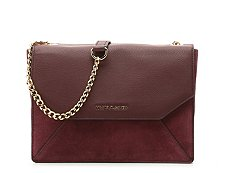 Vince Camuto Elois Leather Shoulder Bag