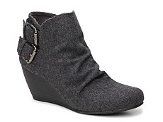 Blowfish Bug Wedge Bootie