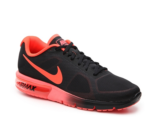 Nike Air Max Sequent Performance Running Shoe - Mens