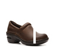 b.o.c Peggy Smooth Leather Clog