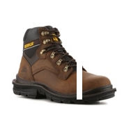 Caterpillar Generator Steel Toe Work Boot
