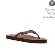 Rainbow Narrow Strap Flip Flop