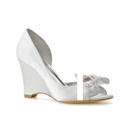 Lulu Townsend Chic Wedge Pump