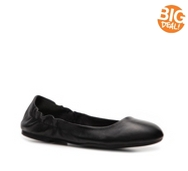 BCBG Paris Magie Leather Flat