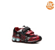 Geox Fighter 2 Boys' Toddler & Youth Light-up Sneaker