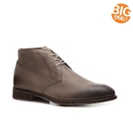 Mike Konos Leather Chukka Boot
