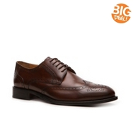 Mercanti Fiorentini Leather Wingtip Oxford