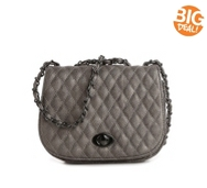 Urban Expression Bernadette Quilted Mini Cross Body Bag