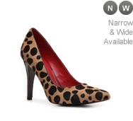 Nine West Gwendle Printed Hair Pump