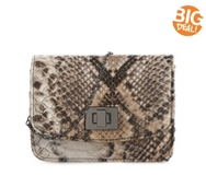 Kelly & Katie Sassy Snake Mini Cross Body Bag