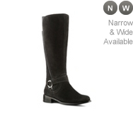 Ditto By Van Eli Replay Suede Riding Boot