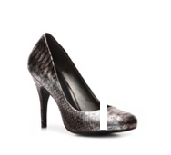 JS by Jessica Oscar Metallic Reptile Pump