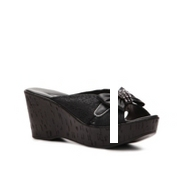 Dezario Nelly Wedge Sandal