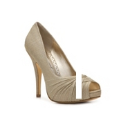 Lulu Townsend Gretchen Lurex Pump