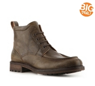 Mike Konos Leather Military Boot