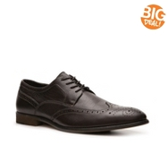 Aston Grey Jennings Wingtip Oxford