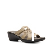 Clarks Ella Art Wedge Sandal