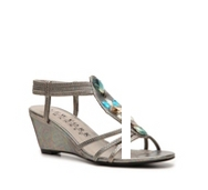 New York Transit Greet Them Wedge Sandal