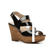 Bandolino Efficial Wedge Sandal