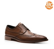 Aston Grey Baker Wingtip Oxford