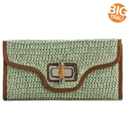 Kelly & Katie Bamboo Clutch