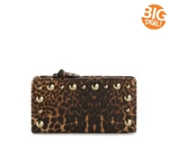Jessica Simpson Smash Hit Center Zip Clutch
