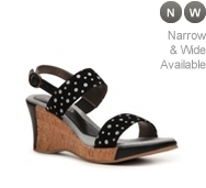 David Tate Raleigh Wedge Sandal