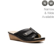 Napa Flex Easton Wedge Sandal