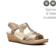 Napa Flex Boston Wedge Sandal
