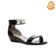 Kelly & Katie Cuff Wedge Sandal