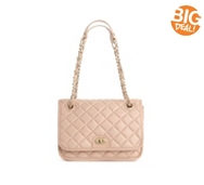 Audrey Brooke Quilted Shoulder Bag