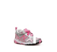 New Balance Girls' Infant & Toddler Floral Running Shoe