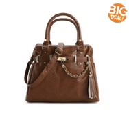 Steve Madden BNancy Pebble Satchel