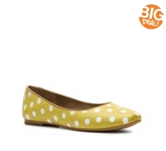 Fossil Minnie Flat