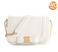 Poppie Jones Bow Front Cross Body Bag