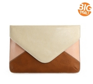 Steve Madden BEnvelope Color Block Clutch