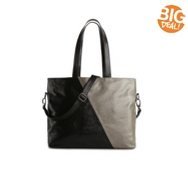 Latico Dannie Two Tone Tote