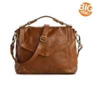 Latico Leather Flap Cross Body Bag