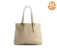 Latico Leather Woven Tote