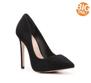 Carvela Kurt Geiger Attack Suede Pump