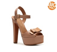 Kurt Geiger London Gen Bow Platform Sandal