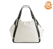 orYANY Libra Leather Stud Hobo