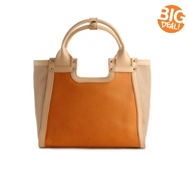 Charles Jourdan Blake Leather Satchel