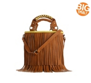 Steve Madden BLil Fringe Cross Body Bag