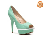 Enzo Angiolini Love U Too Platform Pump