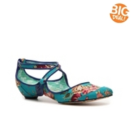 Irregular Choice Duke Flat