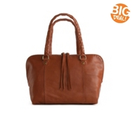 Linea Pelle Jesse Speedy Leather Satchel